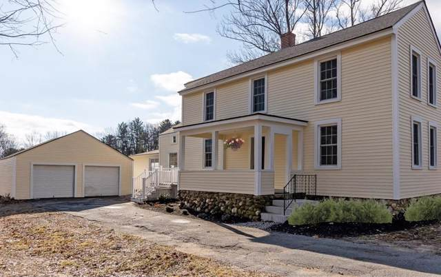 10 East St, Petersham, MA 01366 (MLS #72613204) :: Anytime Realty