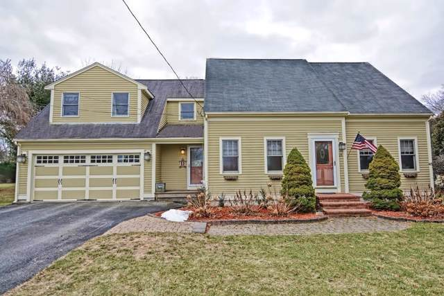 28 Kerry Drive, Attleboro, MA 02703 (MLS #72613232) :: Anytime Realty