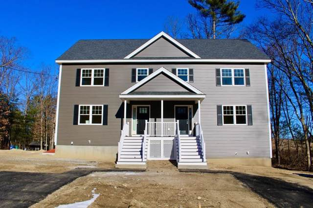 18 Tomahawk Drive #18, Billerica, MA 01821 (MLS #72613244) :: Anytime Realty