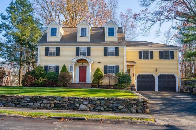 78 Westgate Rd, Wellesley, MA 02481 (MLS #72613251) :: Trust Realty One