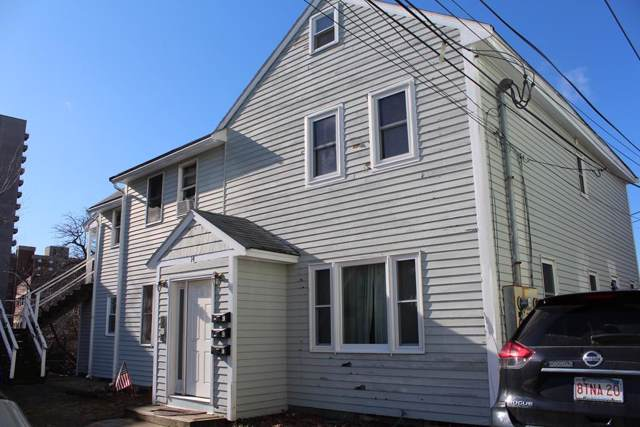 14 Holm #2, Malden, MA 02148 (MLS #72613252) :: Anytime Realty