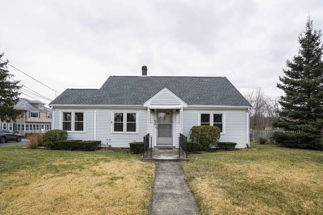 21 Fairview Ave, Braintree, MA 02184 (MLS #72613265) :: Trust Realty One