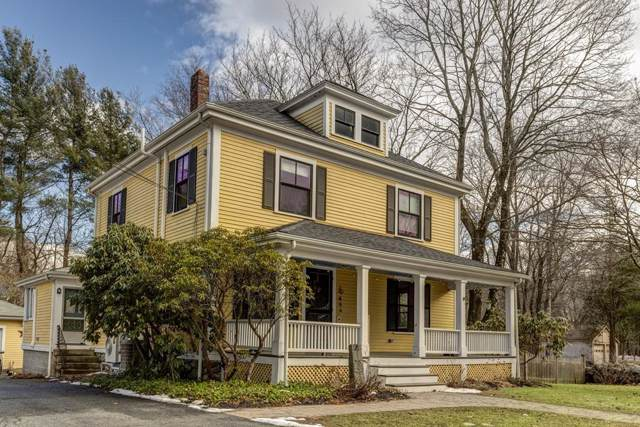 29 Prospect St, Acton, MA 01720 (MLS #72613520) :: Kinlin Grover Real Estate