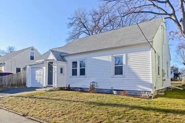 44 Melville St, Springfield, MA 01104 (MLS #72613680) :: Westcott Properties