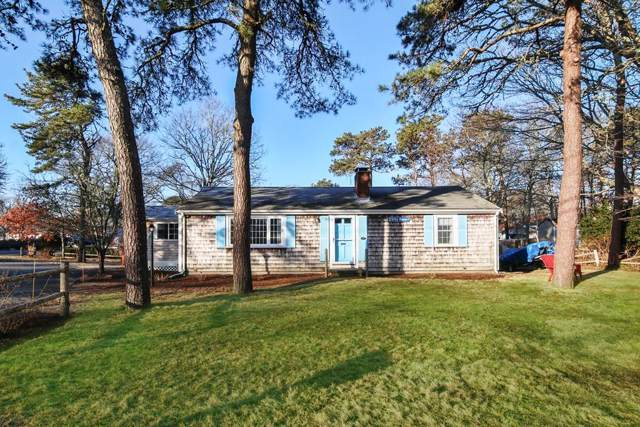 99 Baxter Avenue, Yarmouth, MA 02673 (MLS #72613723) :: Exit Realty