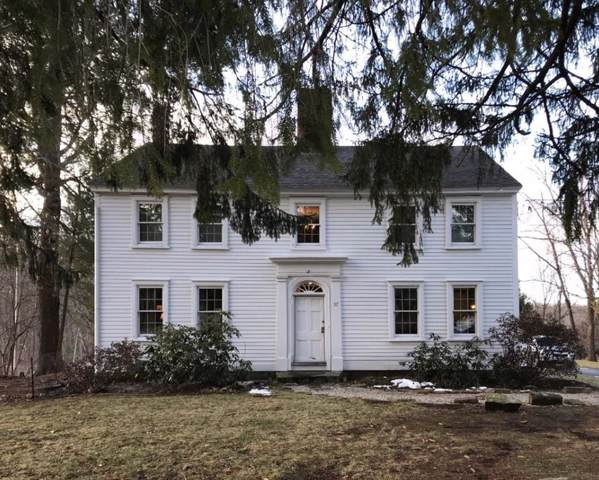 37 Maynard Street, Westborough, MA 01581 (MLS #72614139) :: Spectrum Real Estate Consultants