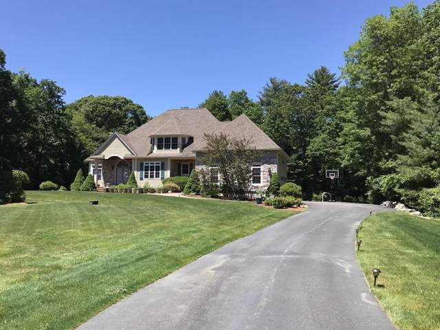 19 Oak Leaf Ln, Easton, MA 02356 (MLS #72614408) :: DNA Realty Group