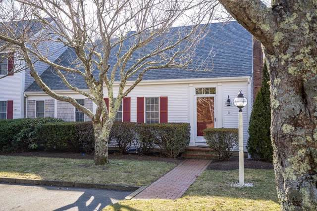 367 Orleans Road D, Chatham, MA 02650 (MLS #72614565) :: The Gillach Group