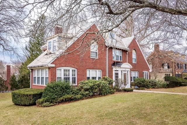 215 Waverley Ave, Newton, MA 02458 (MLS #72614708) :: Kinlin Grover Real Estate