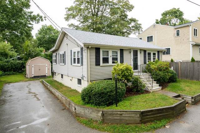 17 Kilmer Rd, Hingham, MA 02043 (MLS #72614732) :: Kinlin Grover Real Estate