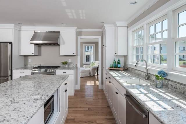 5 Damon Farm Way #5, Hingham, MA 02043 (MLS #72614808) :: Trust Realty One