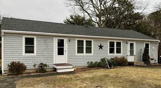 22-24 Courtland Way, Yarmouth, MA 02673 (MLS #72615344) :: Exit Realty