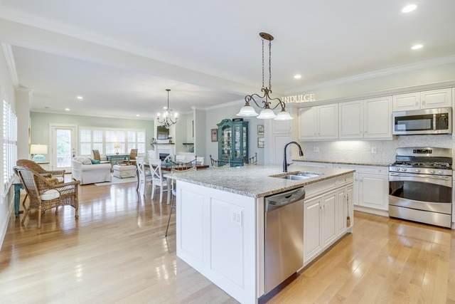 22 Whitcomb Garden #22, Plymouth, MA 02360 (MLS #72615372) :: Kinlin Grover Real Estate