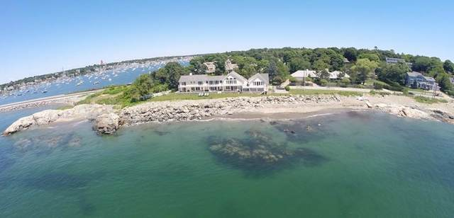 201 Ocean Ave, Marblehead, MA 01945 (MLS #72615497) :: The Gillach Group