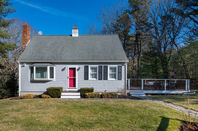 225 Hedges Pond Rd, Plymouth, MA 02360 (MLS #72615517) :: RE/MAX Vantage