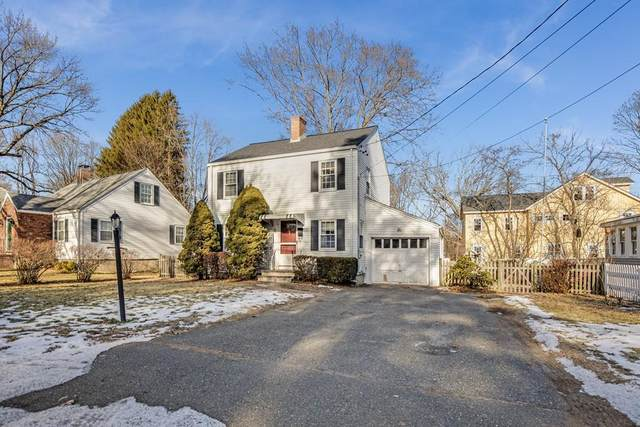 33 Golden Ave, Arlington, MA 02476 (MLS #72615669) :: DNA Realty Group