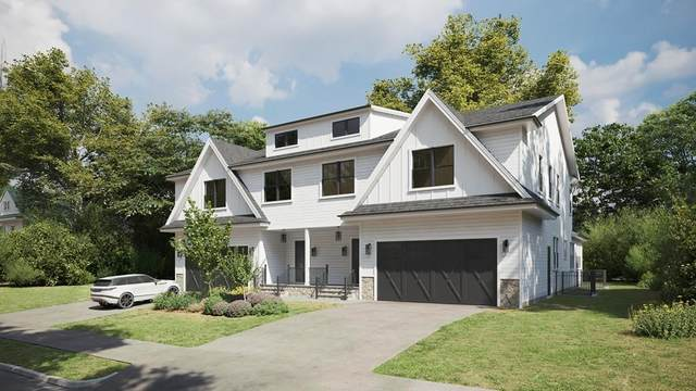 119 Norwood Ave #119, Newton, MA 02460 (MLS #72615805) :: DNA Realty Group
