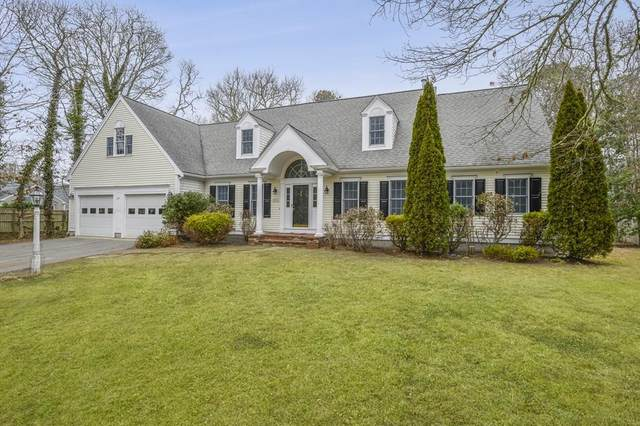 271 Highbank Rd, Yarmouth, MA 02664 (MLS #72615835) :: The Gillach Group