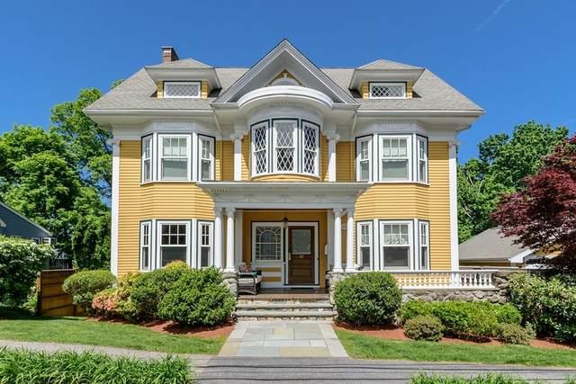 57 Waban Hill Rd N, Newton, MA 02467 (MLS #72615983) :: Kinlin Grover Real Estate