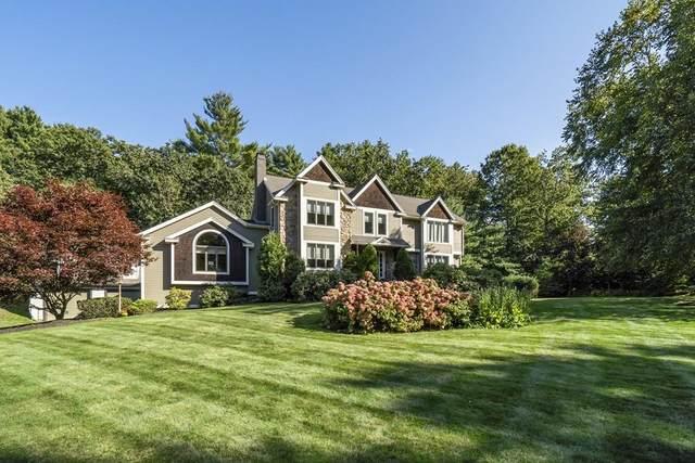 1 Carter Lane, Andover, MA 01810 (MLS #72615991) :: Kinlin Grover Real Estate