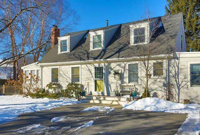 37 Stratford Rd., Newton, MA 02465 (MLS #72616111) :: Kinlin Grover Real Estate
