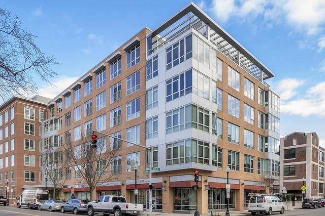 700 Harrison Ave #409, Boston, MA 02118 (MLS #72616314) :: Boylston Realty Group