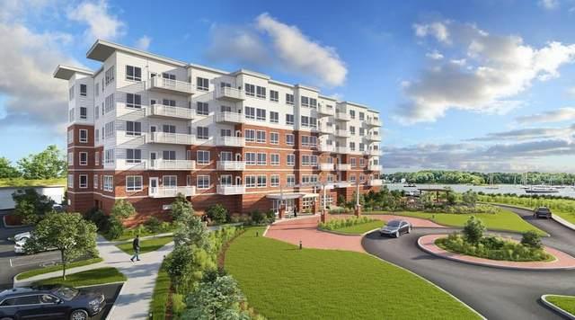 130 Broad Reach #302, Weymouth, MA 02091 (MLS #72616374) :: Charlesgate Realty Group