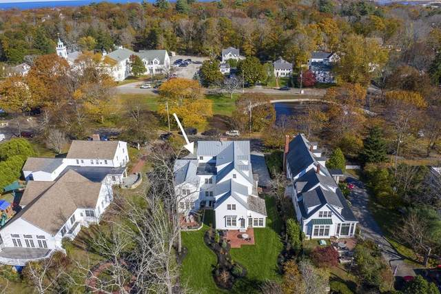 15 N Main St #15, Cohasset, MA 02025 (MLS #72616439) :: Spectrum Real Estate Consultants