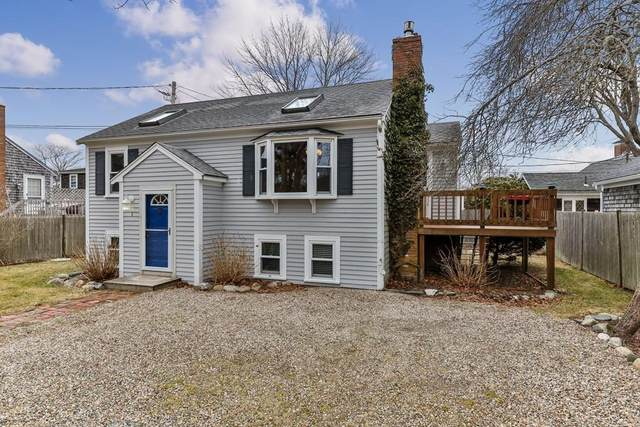 28 Crocker 3 D, Barnstable, MA 02601 (MLS #72616641) :: The Duffy Home Selling Team