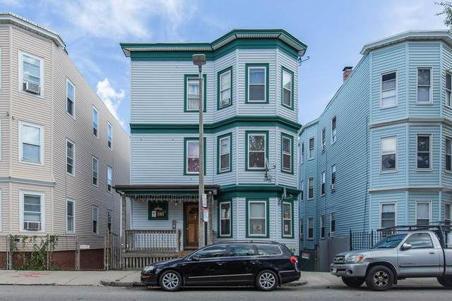 130 Boston St, Boston, MA 02125 (MLS #72616729) :: Trust Realty One