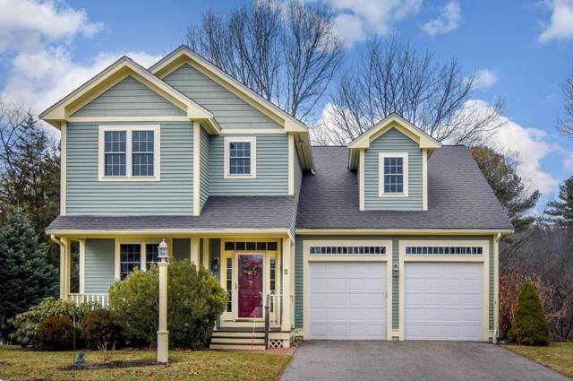 7 Snowberry Lane, Sudbury, MA 01776 (MLS #72616803) :: Welchman Real Estate Group