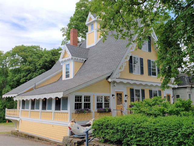 134 Route 6A, Yarmouth, MA 02675 (MLS #72616846) :: Kinlin Grover Real Estate