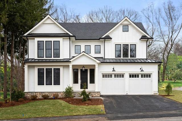 44 Nevada Road, Needham, MA 02494 (MLS #72617002) :: The Gillach Group