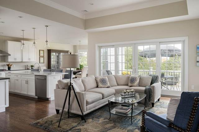 81 Chittenden Ln #81, Cohasset, MA 02025 (MLS #72617012) :: Spectrum Real Estate Consultants