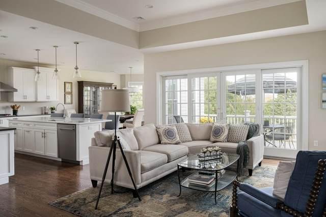 81 Chittenden Ln #81, Cohasset, MA 02025 (MLS #72617013) :: Spectrum Real Estate Consultants