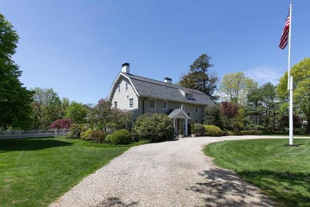 231 South Main Street, Cohasset, MA 02025 (MLS #72617098) :: Spectrum Real Estate Consultants