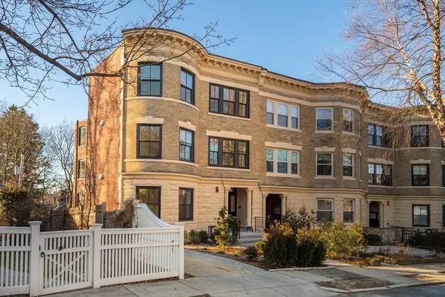 59 Addington Rd #2, Brookline, MA 02445 (MLS #72617150) :: Walker Residential Team