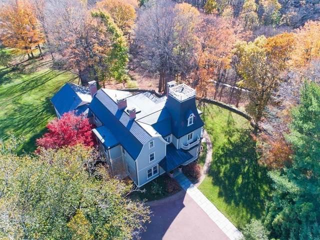 222 Warren Street, Brookline, MA 02445 (MLS #72617176) :: Kinlin Grover Real Estate