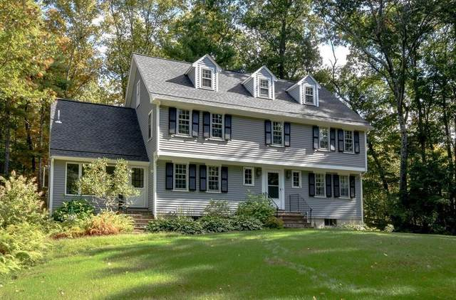 27 Oldfield Drive, Sherborn, MA 01770 (MLS #72617198) :: Driggin Realty Group