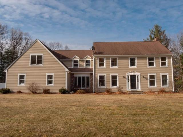 88 Glynn Farms Drive, East Longmeadow, MA 01028 (MLS #72617269) :: NRG Real Estate Services, Inc.