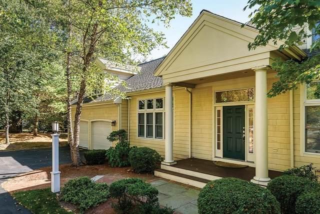 840 Newton St, Brookline, MA 02467 (MLS #72617476) :: Kinlin Grover Real Estate