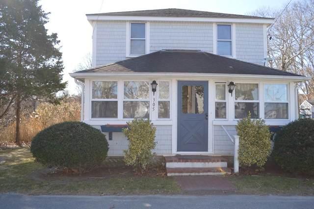 305 Circuit Avenue, Bourne, MA 02559 (MLS #72617548) :: Kinlin Grover Real Estate