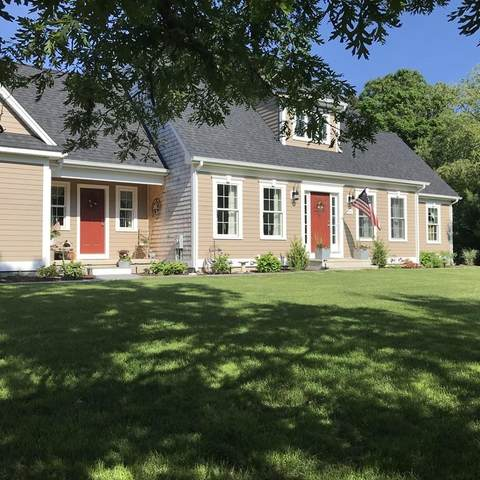 991 West Yarmouth Road, Yarmouth, MA 02675 (MLS #72617557) :: Kinlin Grover Real Estate