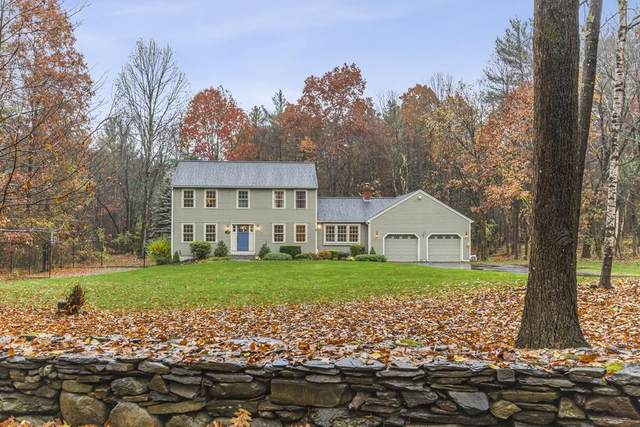 158 North St, Groton, MA 01450 (MLS #72617586) :: Exit Realty