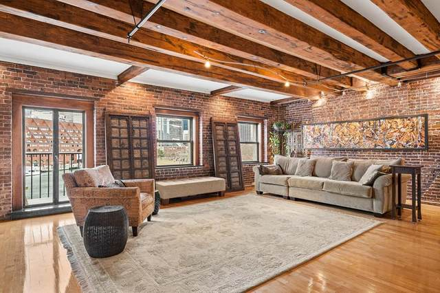 55 Commercial Wharf #6, Boston, MA 02110 (MLS #72617666) :: DNA Realty Group