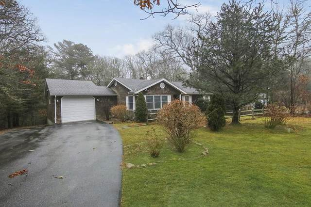 99 Harriette Road, Falmouth, MA 02536 (MLS #72617809) :: Kinlin Grover Real Estate