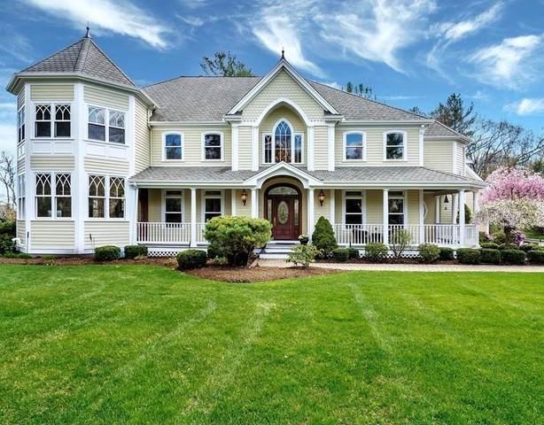 25 Skyview Lane, Sudbury, MA 01776 (MLS #72617823) :: Welchman Real Estate Group