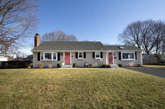 40 Country Club Circle, Scituate, MA 02066 (MLS #72617931) :: Kinlin Grover Real Estate