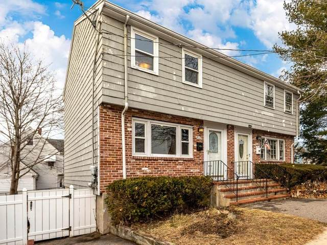 17 Manning, Boston, MA 02131 (MLS #72617961) :: The Gillach Group