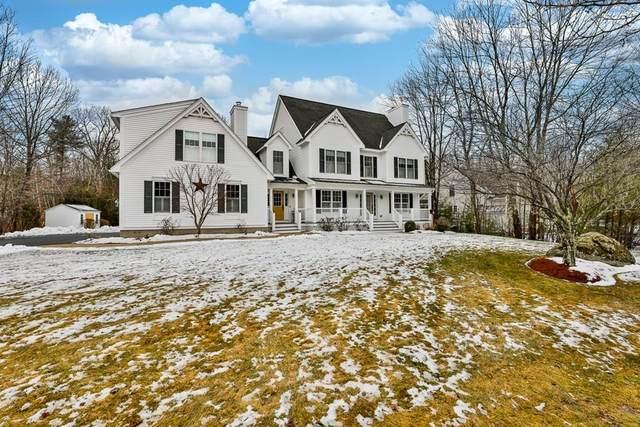 9 Flintlock Road, Salem, NH 03079 (MLS #72618097) :: Kinlin Grover Real Estate